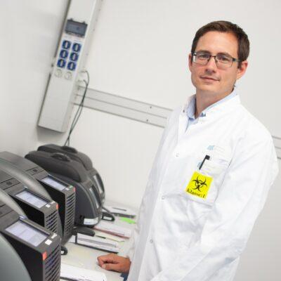 Professor Mads Albertsen, AAU