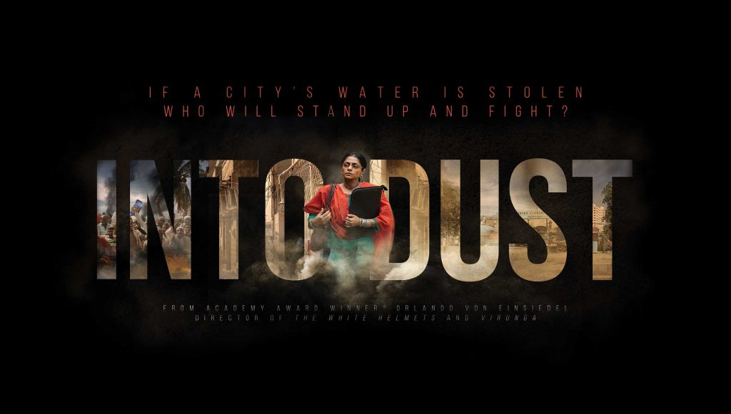 Into Dust banner